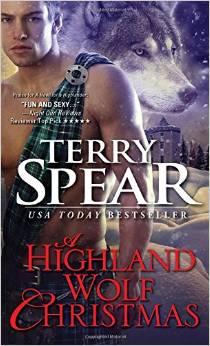 A Highland Wolf Christmas