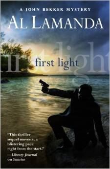 First Light: A John Bekker Mystery