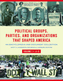 Political Groups, Parties, and Organizations That Shaped America: An Encyclopedia and Document Collection