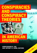 Conspiracies and Conspiracy Theories in American History