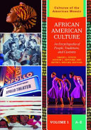 African American Culture: An Encyclopedia of People, Traditions, and Customs