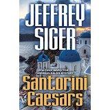 Santorini Caesars: A Chief Inspector Andreas Kaldis Mystery