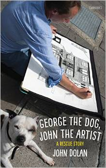 George the Dog, John the Artist: A Rescue Story