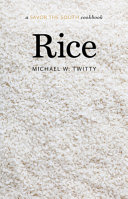 Rice: A Savor the South® Cookbook