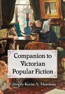 Companion to Victorian Popular Fiction