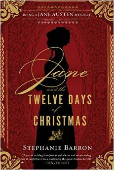 Jane and the Twelve Days of Christmas: A Jane Austen Mystery