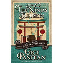 The Ninja's Illusion: A Jaya Jones Treasure Hunt Mystery