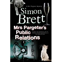 Mrs Pargeter's Public Relations: A Mrs Pargeter Mystery