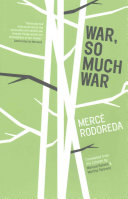 War, So Much War