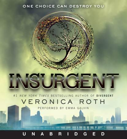 Insurgent: Divergent, Book 2
