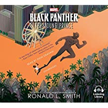 Black Panther. The Young Prince