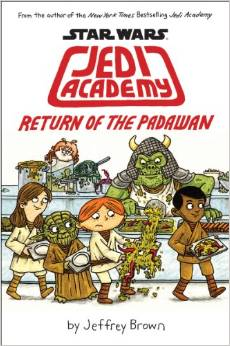 Star Wars: Jedi Academy: Return of the Padawan!