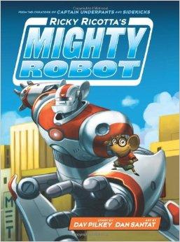Ricky Ricotta's Mighty Robot