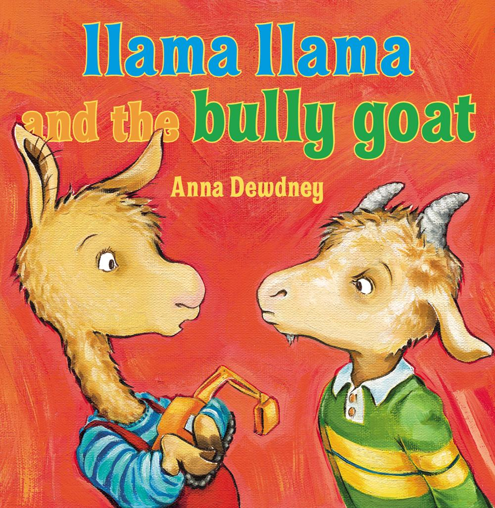 Llama Lama and the Bully Goat