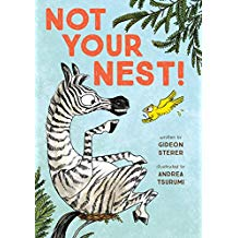 Not Your Nest!