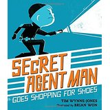 Secret Agent Man Goes Shopping for Shoes