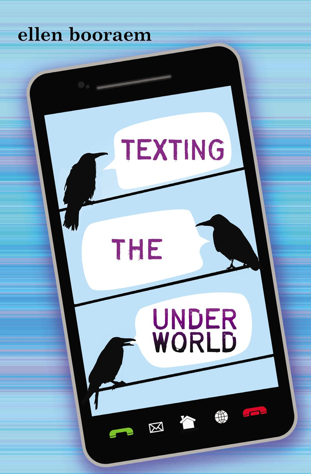 Texting the Underworld. 320p