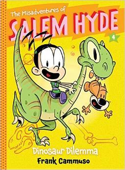 The Misadventures of Salem Hyde: Dinosaur Dilemma