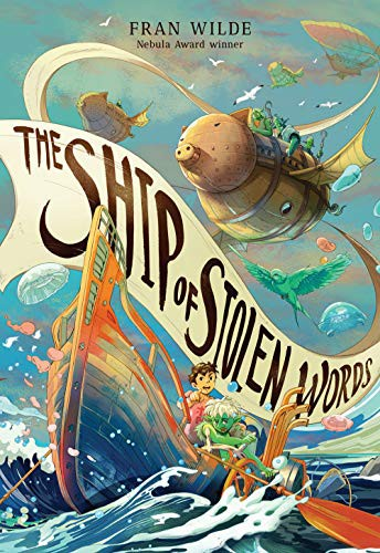 The Ship of Stolen Words