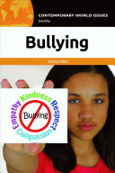 Bullying: A Reference Handbook