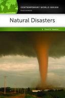 Natural Disasters: A Reference Handbook
