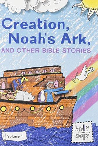 Creation, Noah's Ark, and Other Bible Stories: Volume 1