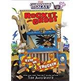 Rocket and Groot: Keep on Truckin'!