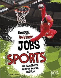 Unusual and Awesome Jobs in Sports: Pro Team Mascot, Pit Crew Member, and More