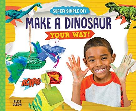 Make a Dinosaur Your Way!