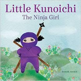 Little Kunoichi: The Ninja Girl