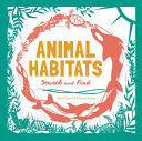 Animal Habitats: Search & Find Activity Book