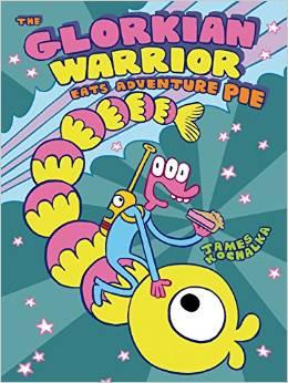 The Glorkian Warrior Eats Adventure Pie
