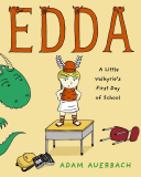 Edda: A Little Valkyrie's First Day at School