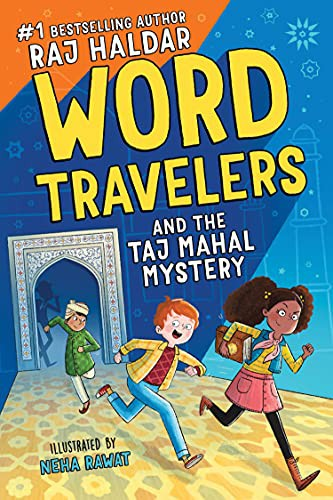 Word Travelers and the Taj Mahal Mystery