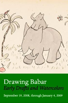 Babar Comes to New York