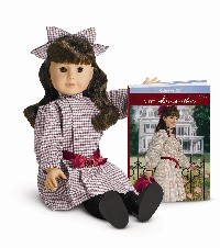 American Girl Shelves Samantha Parkington