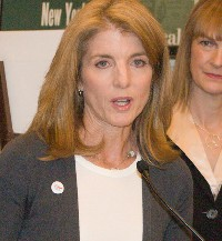SLJ Talks to Caroline Kennedy