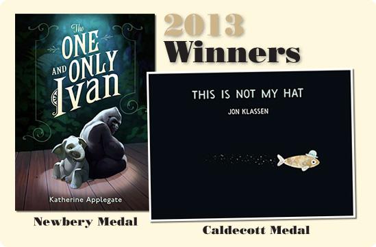 Newbery and Caldecott 2013 winners
