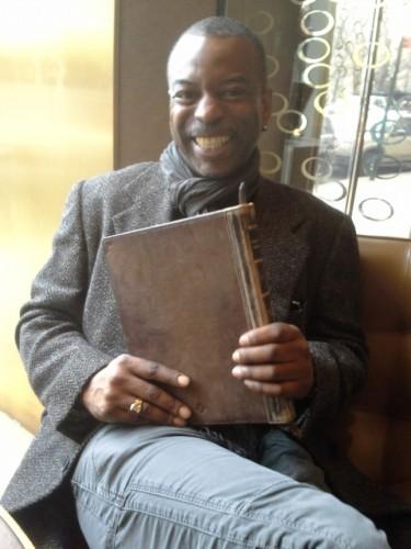 Reading Rainbow's LeVar Burton Talks About His Children's Book About Depression | ALA Midwinter 2015