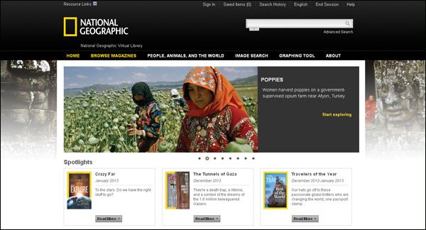 Explore the World's Cultures and Creatures with National Geographic   Digital Resources