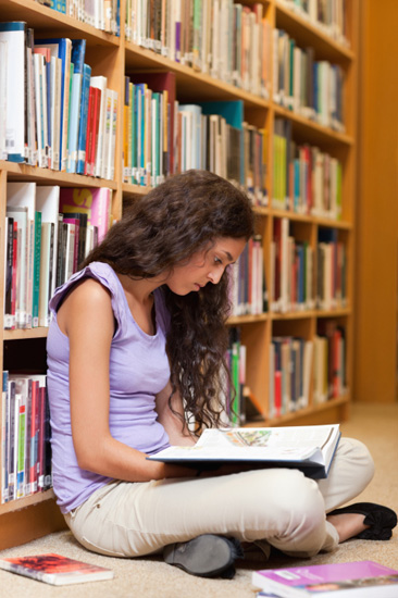 SLJ web 6 13 135551890 Pew Study: Teens Still Love Print Media, 'Traditional' Library Services