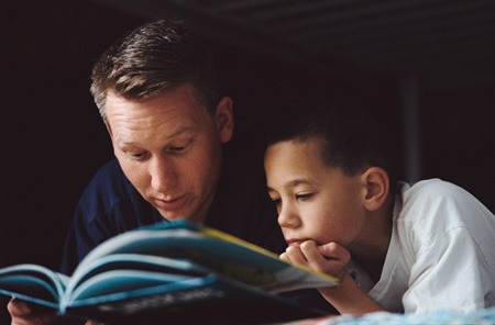 Two Thirds of Parents Don't Read to Their Kids Every Night, Reveals Poll
