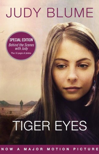 'Tiger Eyes' and Transliteracy: Confessions of Someone Who Hasn't Read the Novel