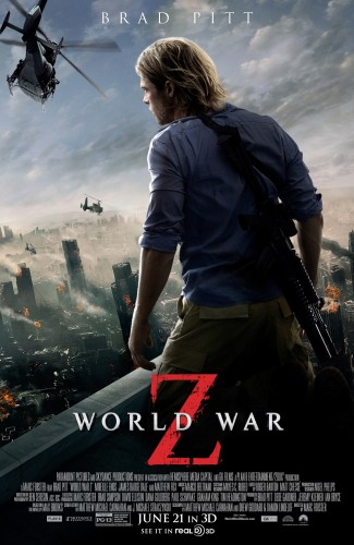 'World War Z' At the Movies: Some Critical Thinking Questions