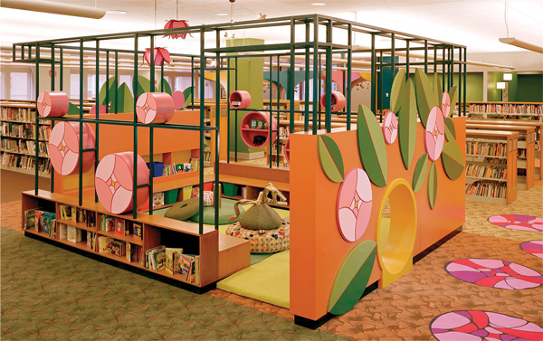 Design To Learn By Dynamic Early Learning Spaces In Public Libraries School Library Journal
