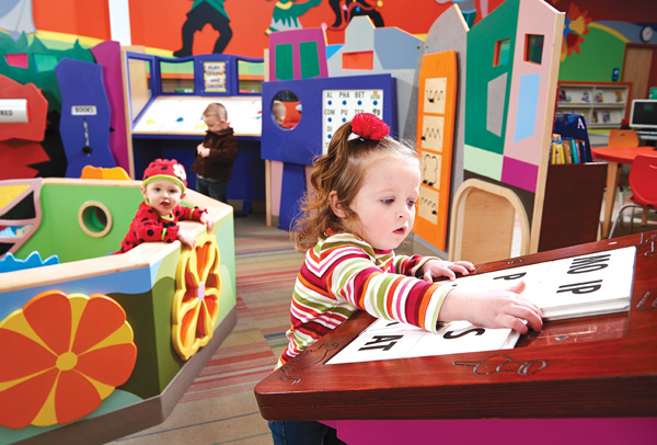 Design to Learn By: Dynamic Early Learning Spaces in Public Libraries