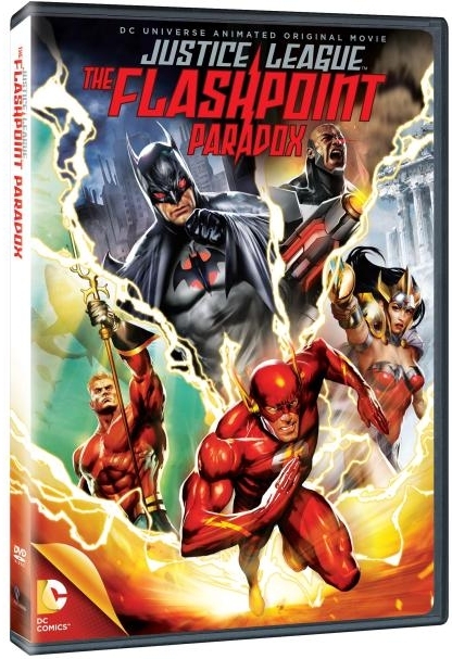 Is 'Justice League: The Flashpoint Paradox' the Darkest Superhero Film Ever?