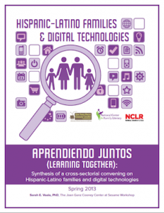 Learning Together: New Council to Study Latino Families' Digital Media Use