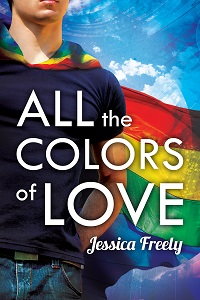 Expand Your LGBT YA Offerings with a Free Copy of 'All the Colors of Love'