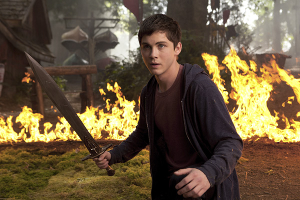 Olympian Family Matters | SLJ Reviews 'Percy Jackson: Sea of Monsters' Film